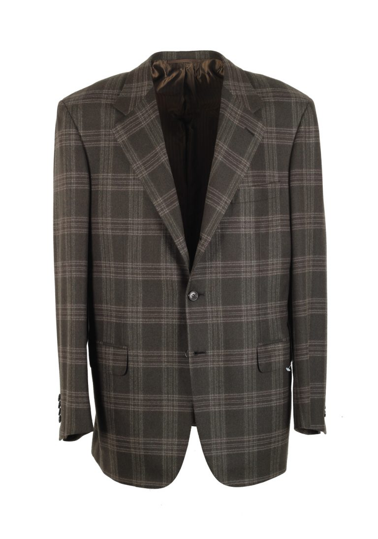 Brioni Palatino Sport Coat Size 52 / 42R U.S. Wool - thumbnail | Costume Limité