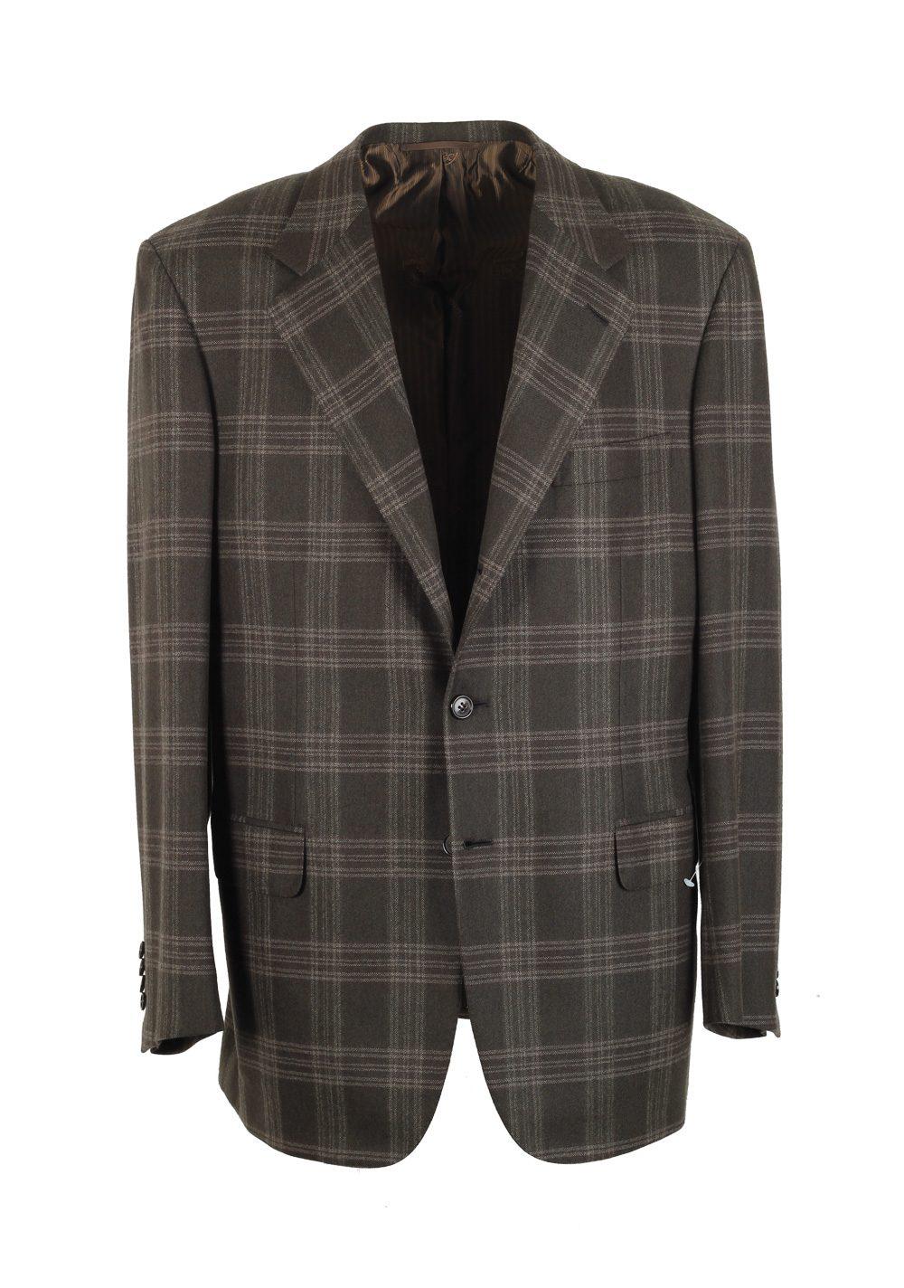 Brioni Sport Palatino Coat Size 54 / 44R U.S. Wool | Costume Limité