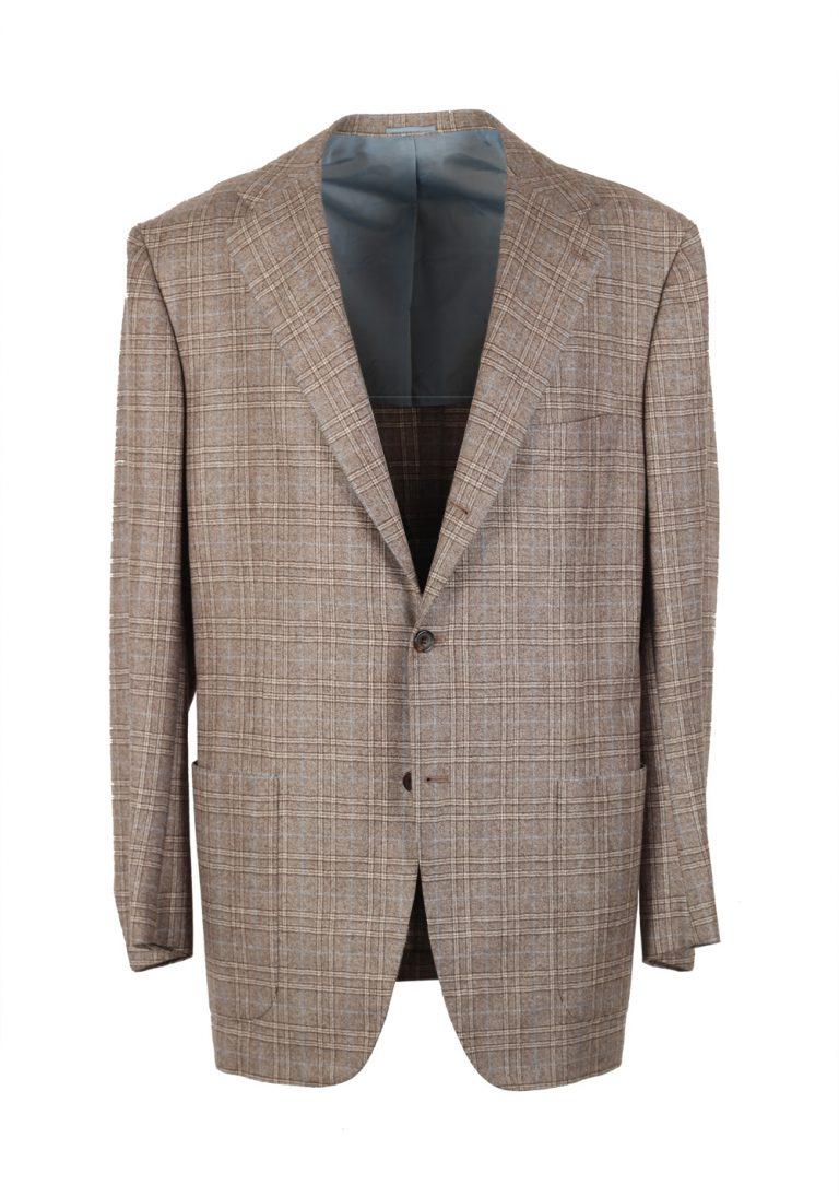 Kiton Suit Size 54 / 44R U.S. Cashmere Wool - thumbnail | Costume Limité