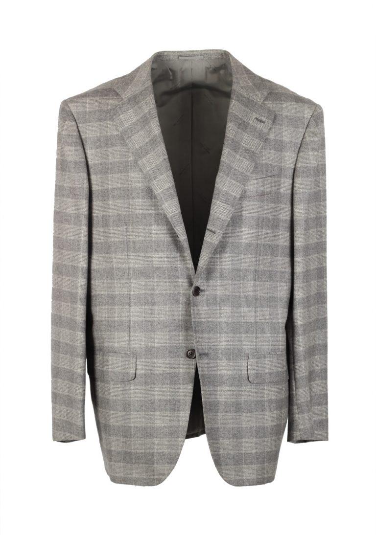 Kiton Suit Size 54 / 44R U.S. 100% Cashmere - thumbnail | Costume Limité