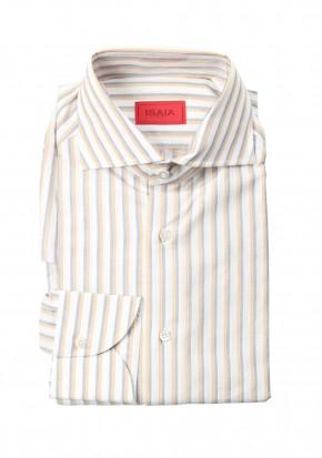 Isaia Shirt Size 42 / 16,5 U.S. - thumbnail | Costume Limité