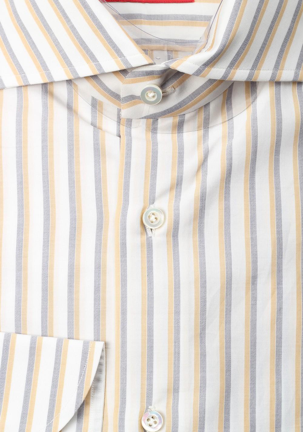 Isaia Shirt Size 42 / 16,5 U.S. | Costume Limité