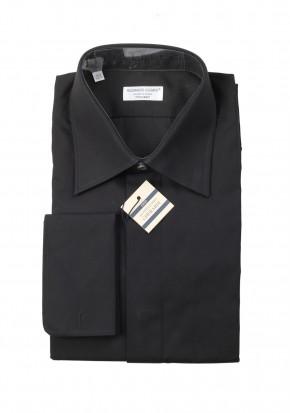 Alessandro Gherardi Shirt Tuxedo Dress Size 40 / 16 U.S. - thumbnail | Costume Limité