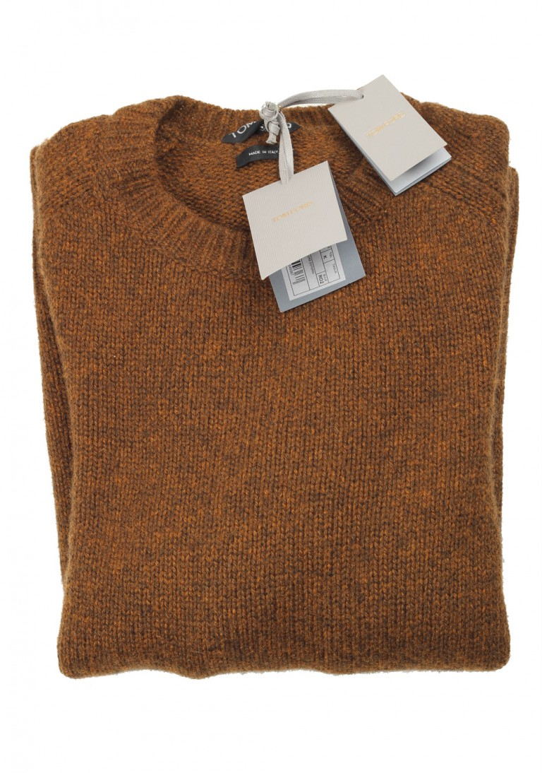TOM FORD Cashmere Knitted Crew Neck Size XL - thumbnail | Costume Limité