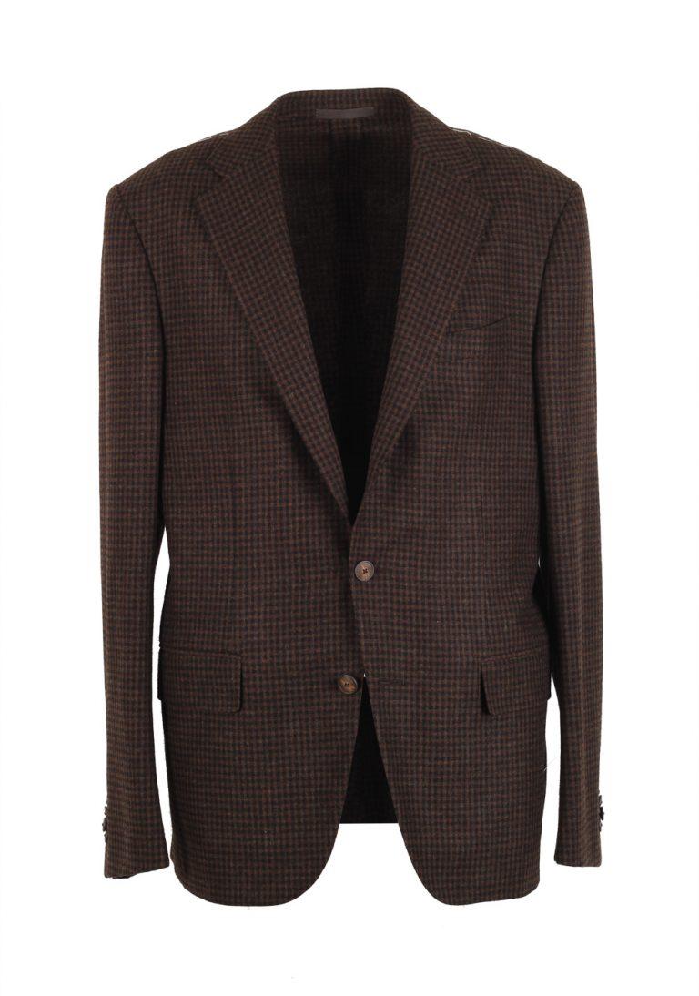 Caruso Sport Coat Size 52 / 42R U.S. Wool Cashmere - thumbnail | Costume Limité