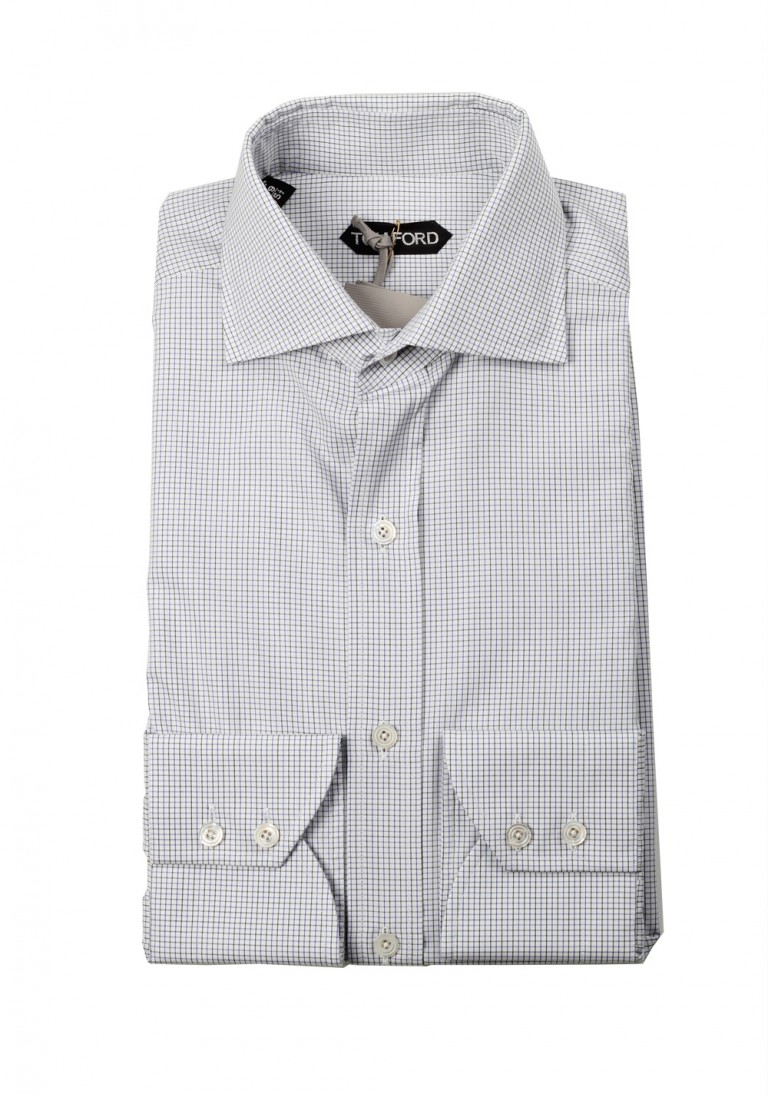 TOM FORD Shirt Size 39 / 15,5 U.S. - thumbnail | Costume Limité