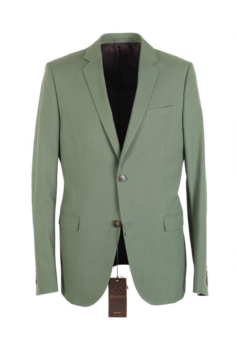 Gucci Sport Coat Size 50 / 40R U.S. Cotton - thumbnail | Costume Limité