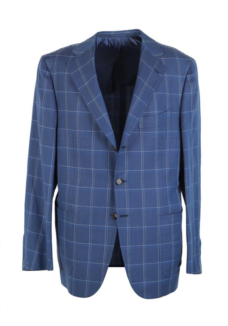 Attolini Sport Coat Size 52 / 42R U.S. Wool Silk - thumbnail | Costume Limité