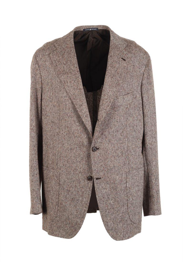 Orazio Luciano La Vera Sport Coat Size 54 / 44R U.S. Wool - thumbnail | Costume Limité