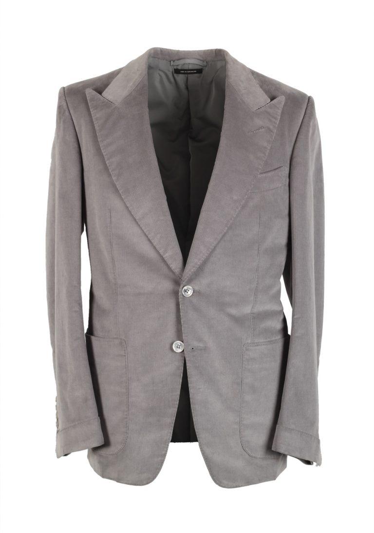 TOM FORD Alexander Corduroy Sport Coat Size 48 / 38R U.S. Fit Z - thumbnail | Costume Limité
