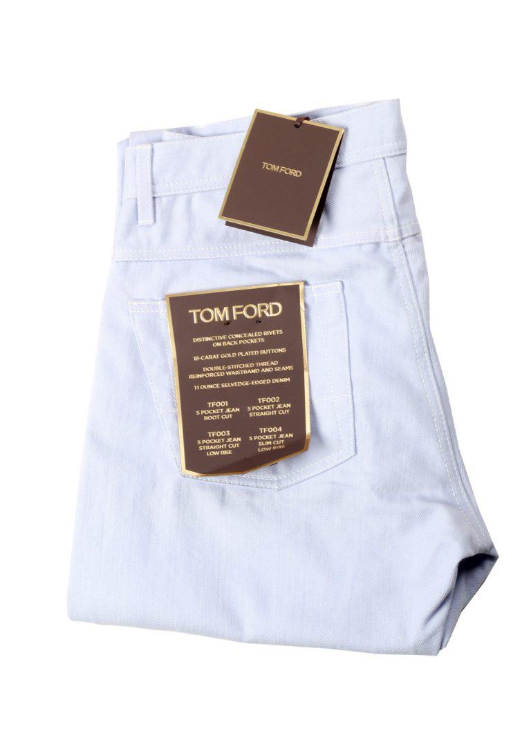 TOM FORD Blue Jeans TFD002 Size 48 / 32 U.S. - thumbnail | Costume Limité