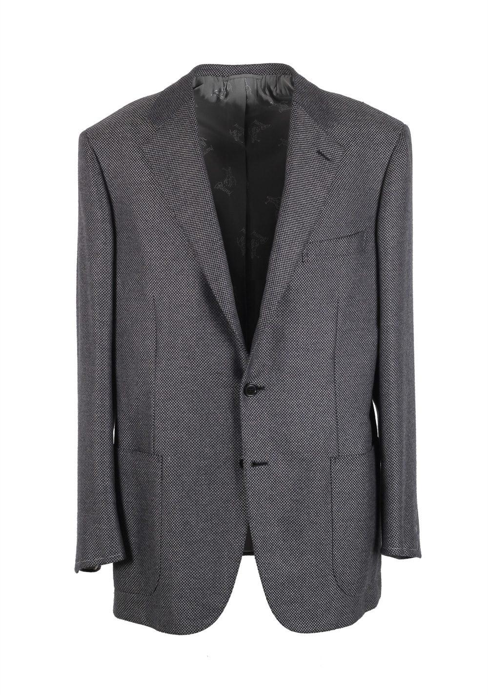 Brioni Parlamento Sport Coat Size 52 / 42R U.S. Cashmere Silk | Costume Limité