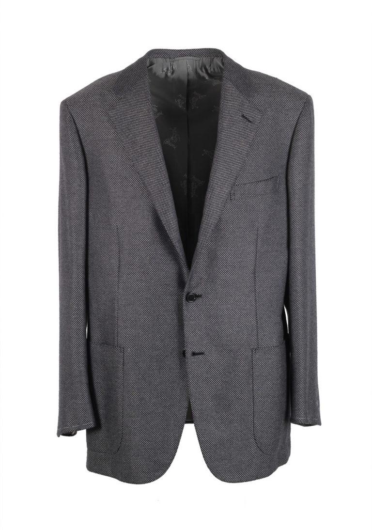 Brioni Parlamento Sport Coat Size 52 / 42R U.S. Cashmere Silk - thumbnail | Costume Limité