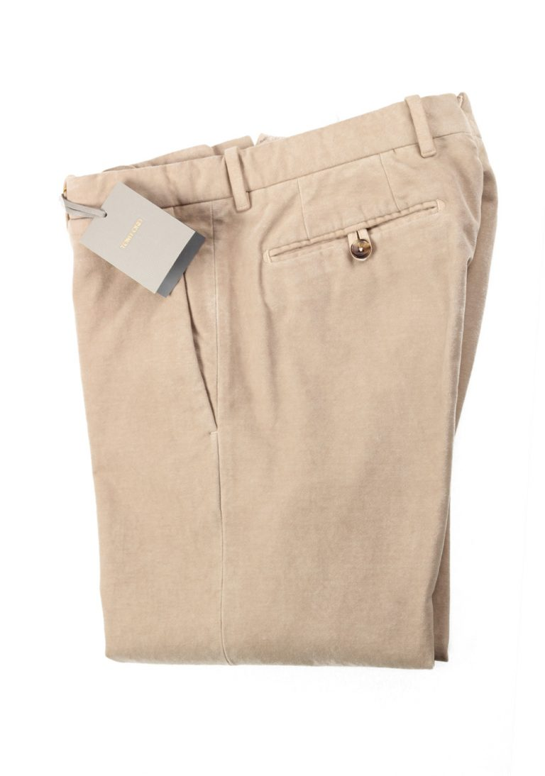TOM FORD Beige Trousers Size 48 / 32 U.S. - thumbnail | Costume Limité