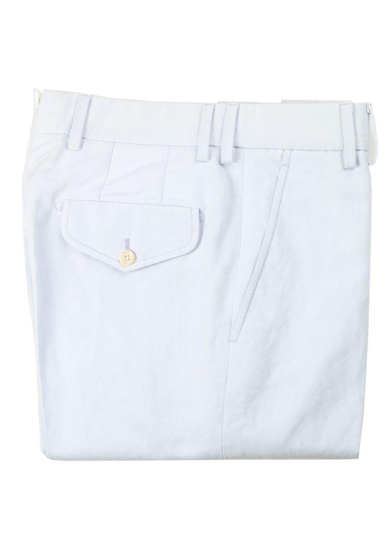 TOM FORD Light Blue Trousers Size 48 / 32 U.S. - thumbnail | Costume Limité