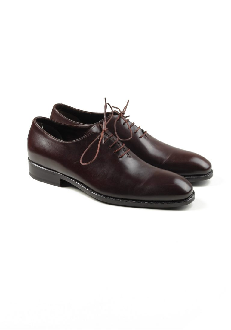 TOM FORD Gianni Whole-cut Oxford Shoes Size 8.5T Uk / 9.5T U.S. - thumbnail | Costume Limité