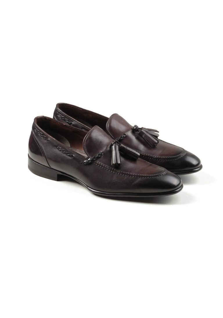 TOM FORD Adney Tassel Loafers Shoes Size 10T Uk / 11T U.S. - thumbnail | Costume Limité