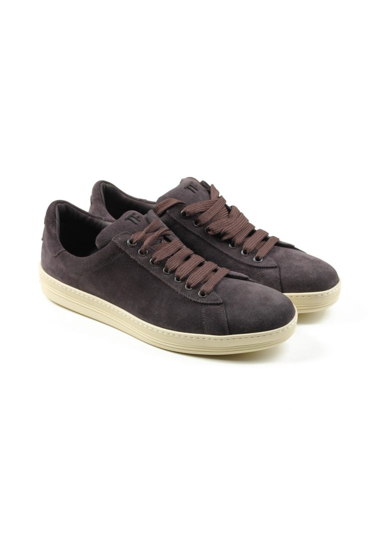TOM FORD Russel low Top Sneaker Shoes Size 8 Uk / 9 U.S. - thumbnail   Costume Limité