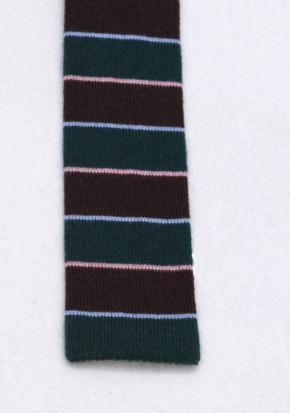 Borrelli Tie 100% Cashmere - thumbnail | Costume Limité