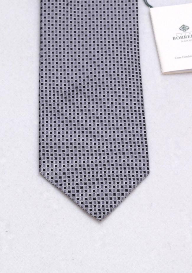 Borrelli Tie 100% Silk | Costume Limité