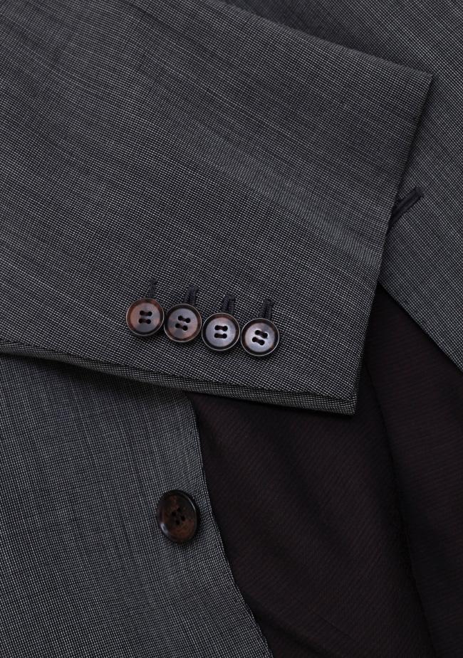 Sartorio By Kiton Suit Size 54 / 44R U.S. Wool | Costume Limité
