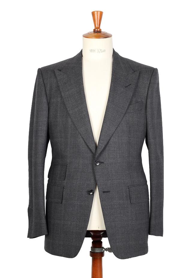 All men's suits have a