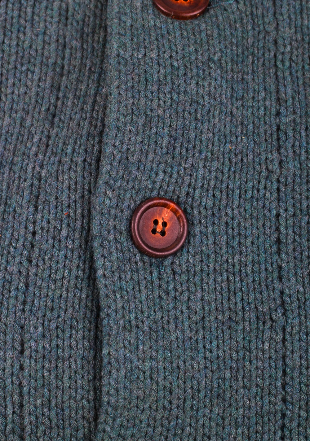 Cucinelli Cardigan Size 58 / 48R U.S. Green Cotton | Costume Limité