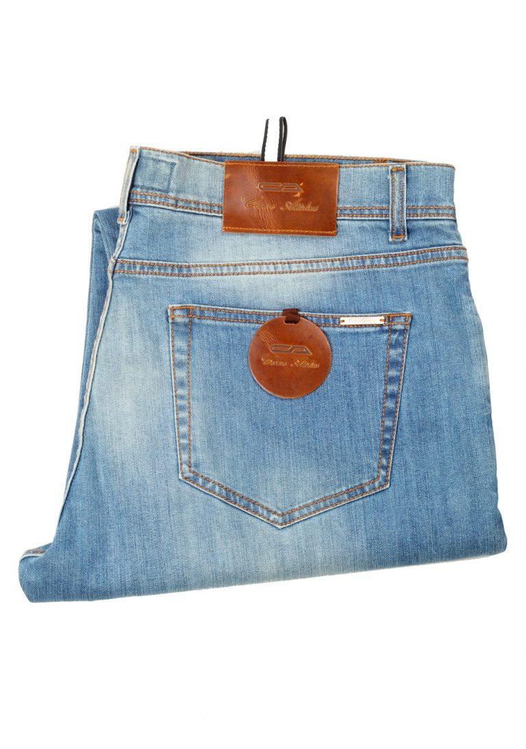 Cesare Attolini Blue Jeans Size 54 / 38 U.S. - thumbnail | Costume Limité