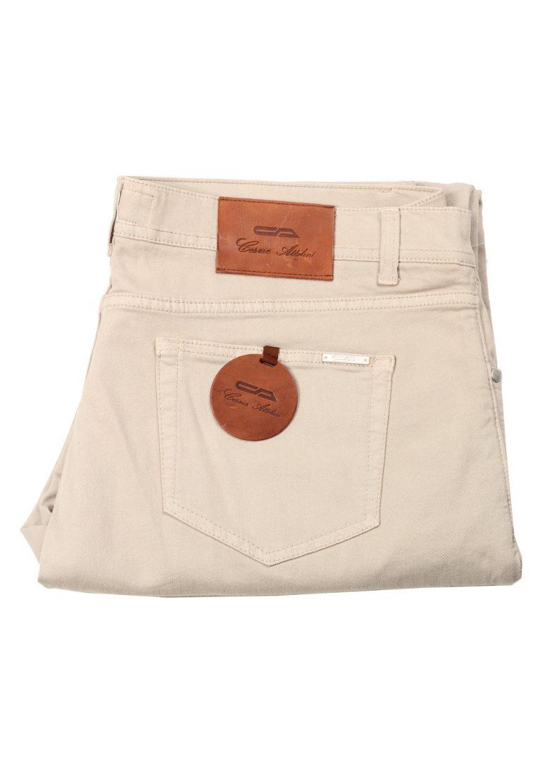 Cesare Attolini Beige Jeans Size 56 / 40 U.S. - thumbnail | Costume Limité