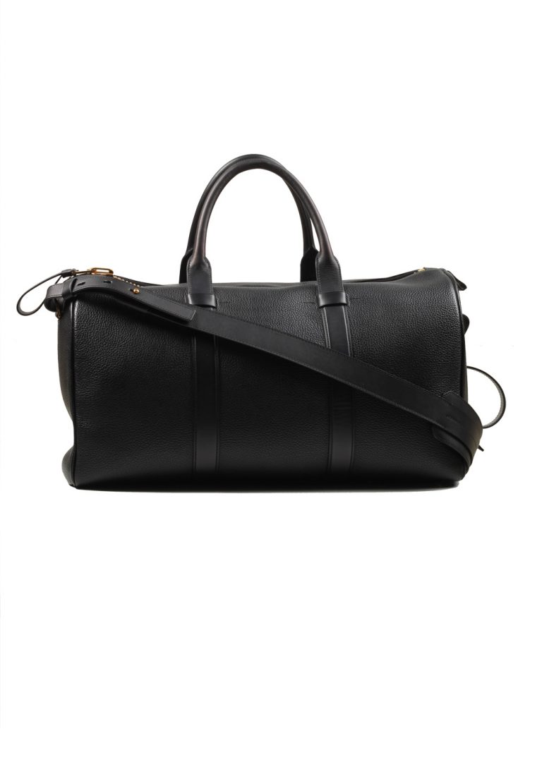 TOM FORD Black Buckley Duffle Bag - thumbnail | Costume Limité