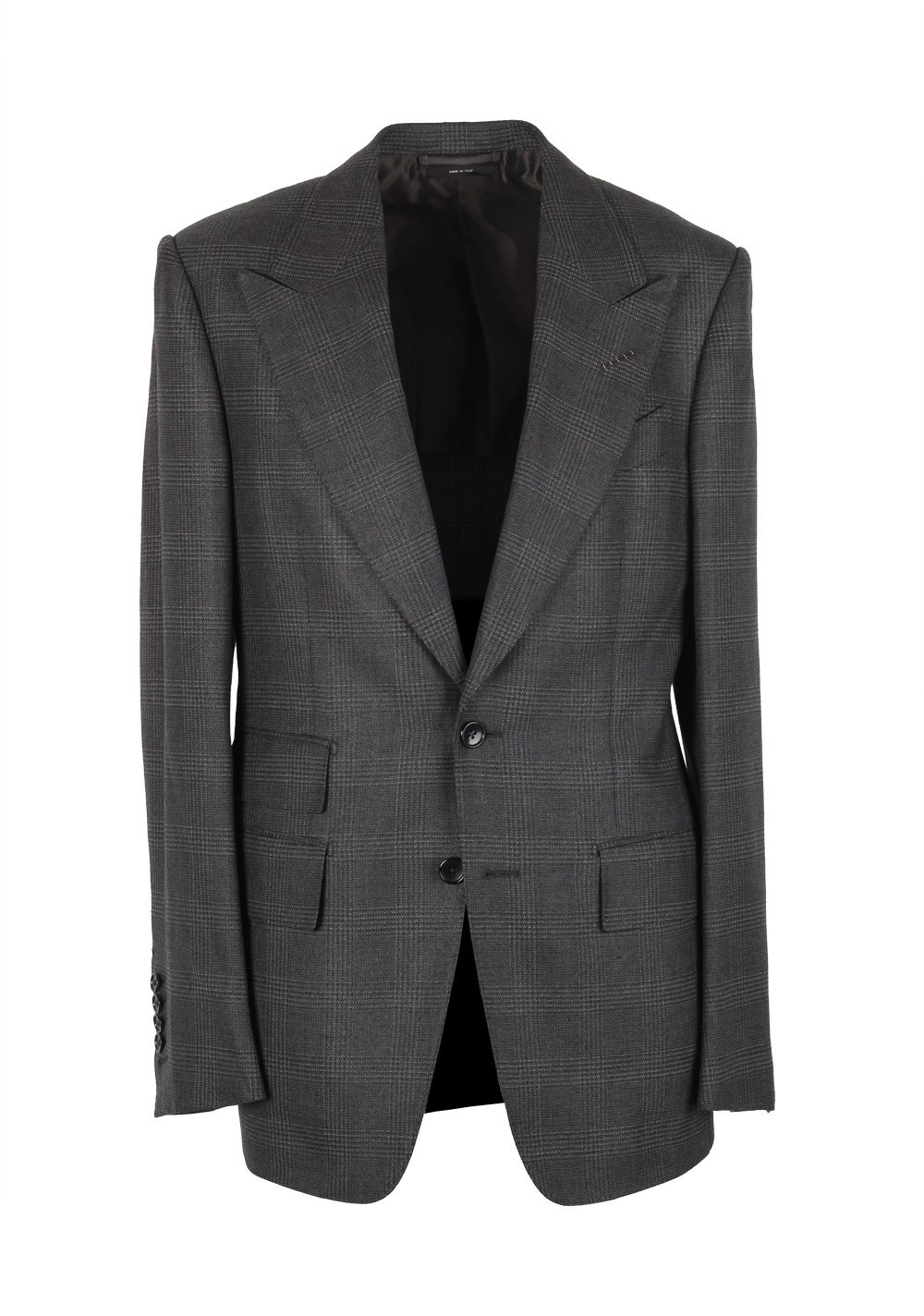 Dec 21, · When you wear a suit jacket, the sleeves should go down past an inch or an inch and a half from your wrist. That way, when you bend your arms, the sleeves are just comfortable and of good length (not too short).Status: Resolved.