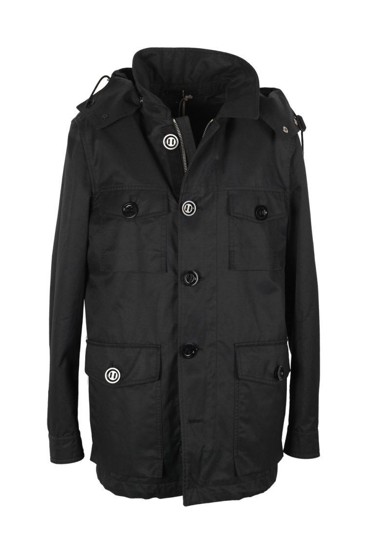 TOM FORD Black Field Rain Coat Size 48 / 38R U.S. Outerwear - thumbnail | Costume Limité