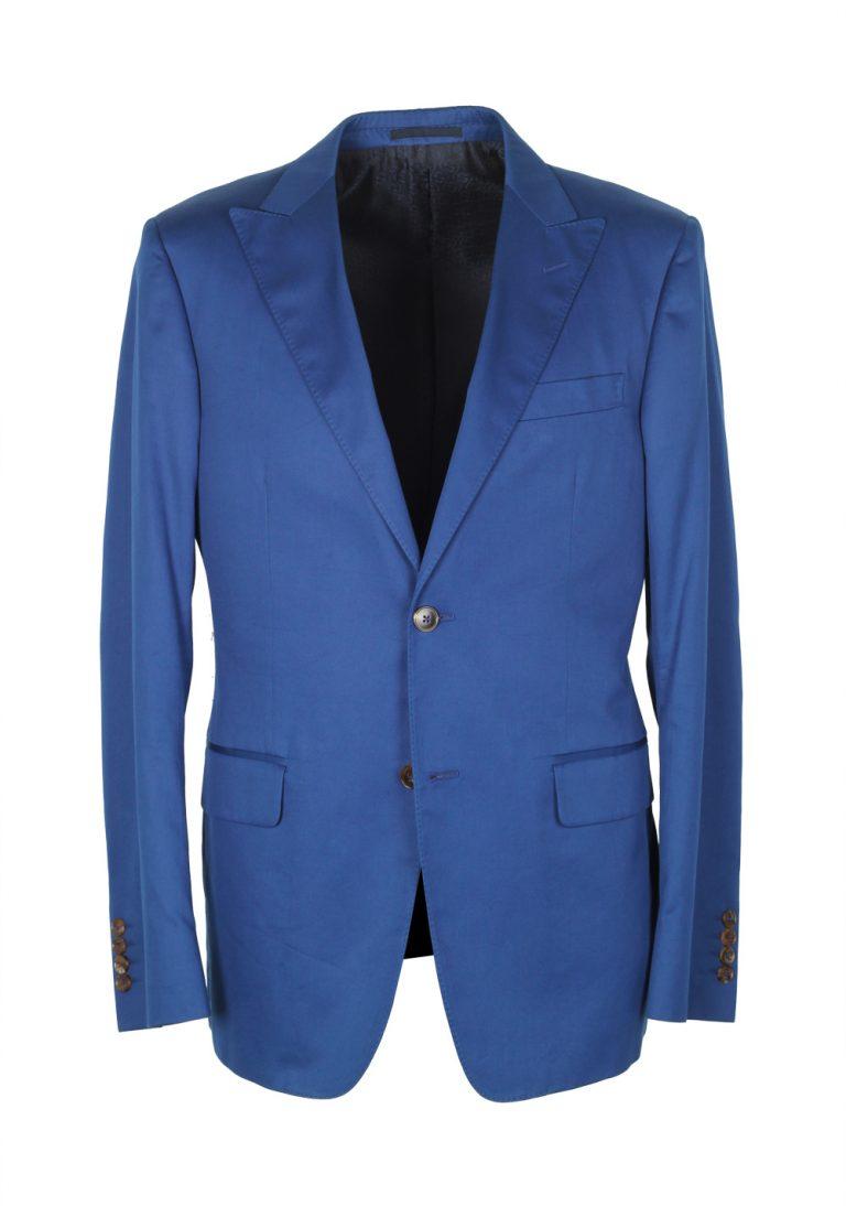 Gucci Royal Blue Sport Coat Size 50 / 40R U.S. In Cotton - thumbnail | Costume Limité