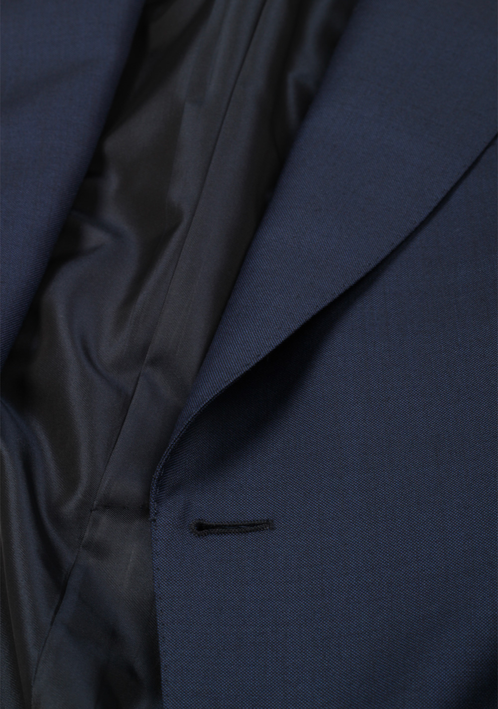 TOM FORD Windsor Navy Suit Size 50 / 40R U.S. In Wool Fit A | Costume Limité