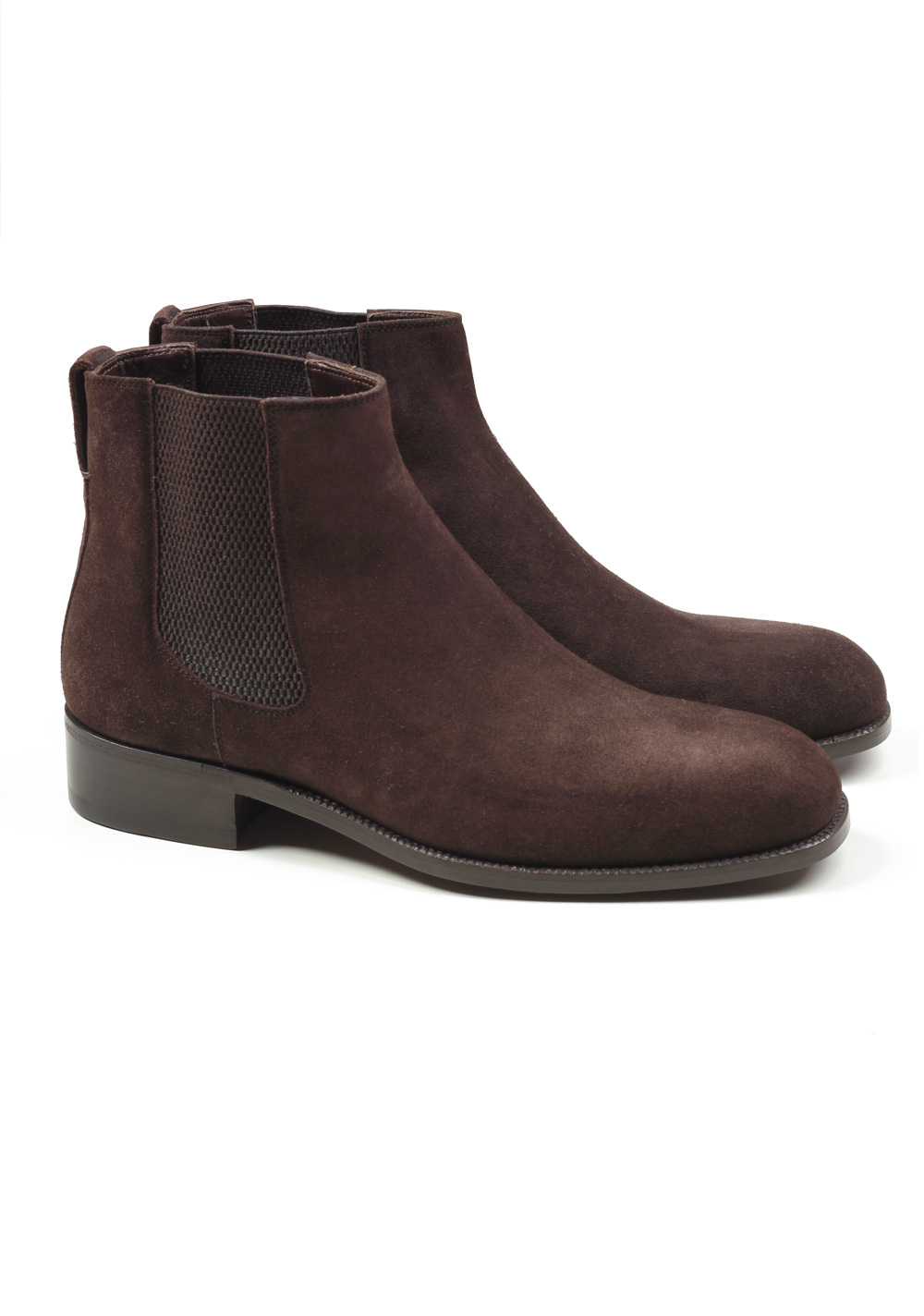 Uk 5 Suede Ford New 10 Shoes Chelsea Size Wilson Brown Tom Boots 4f6fqAHwPx