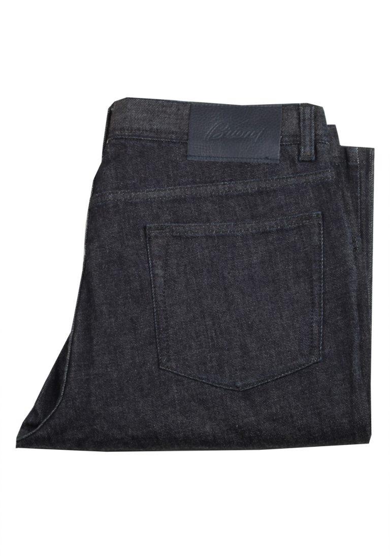 Brioni Blue Jeans SPL400 Trousers Size 50 / 34 U.S. - thumbnail | Costume Limité