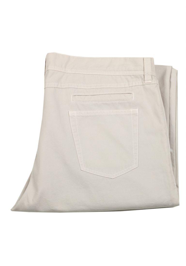 Brunello Cucinelli Beige Trousers Size 56 / 40 U.S. - thumbnail | Costume Limité