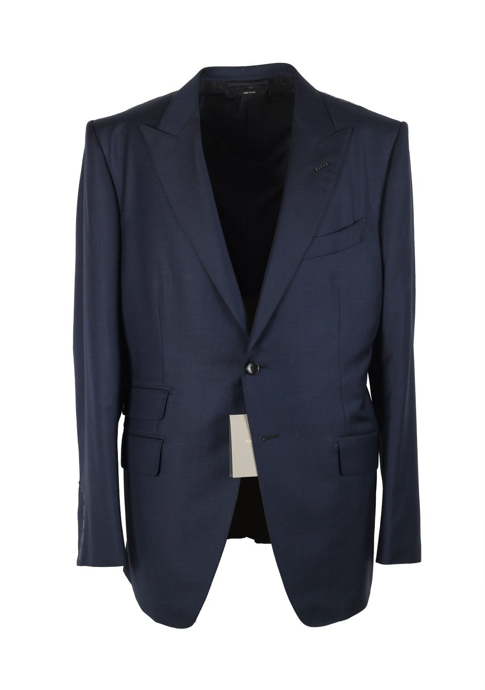 Tom Ford O Connor Navy Suit Size 54 44r U S Wool Fit Y