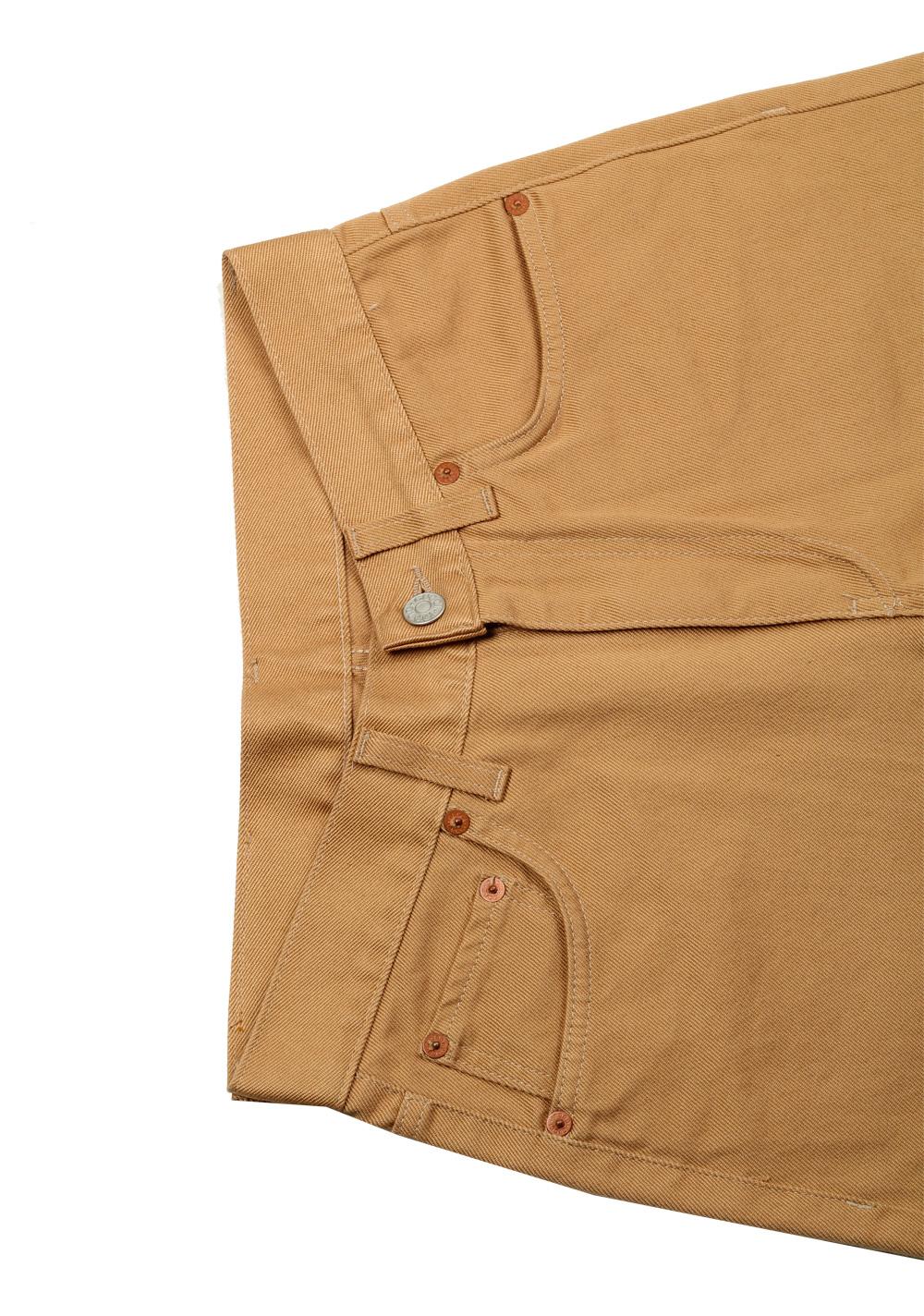 Gucci Beige Trousers Size 44 / 28 U.S. In Cotton   Costume Limité