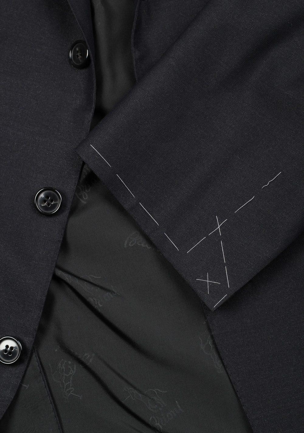 Brioni Gray Sport Palatino Coat Size 56 / 46R U.S. Silk Cotton | Costume Limité