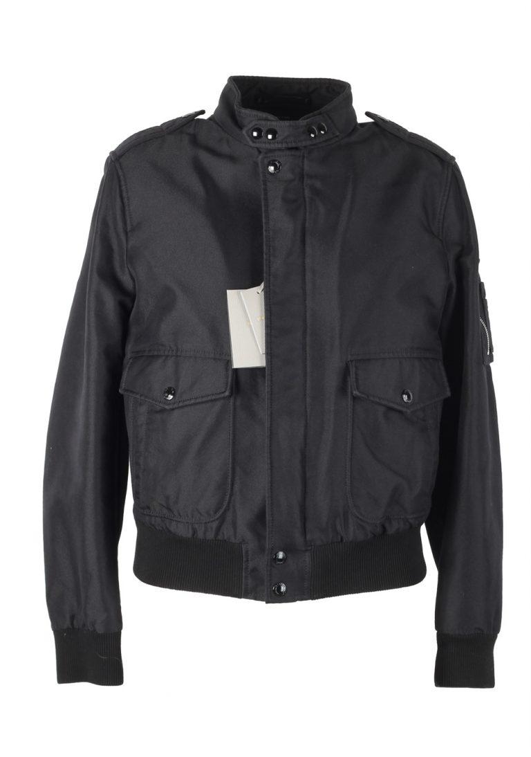 TOM FORD Black Zipper Jacket Coat Size 54 / 44R U.S. Outerwear - thumbnail | Costume Limité