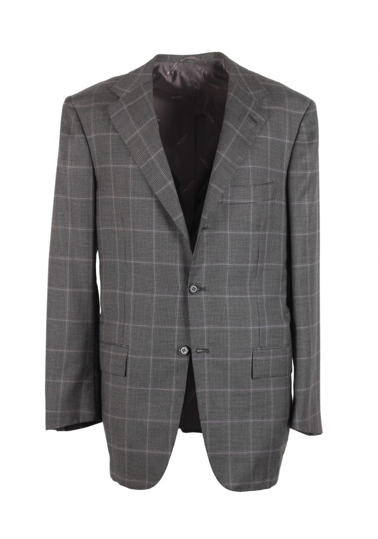 Kiton Sport Coat Size 50 / 40R U.S. 100% Cashmere - thumbnail | Costume Limité