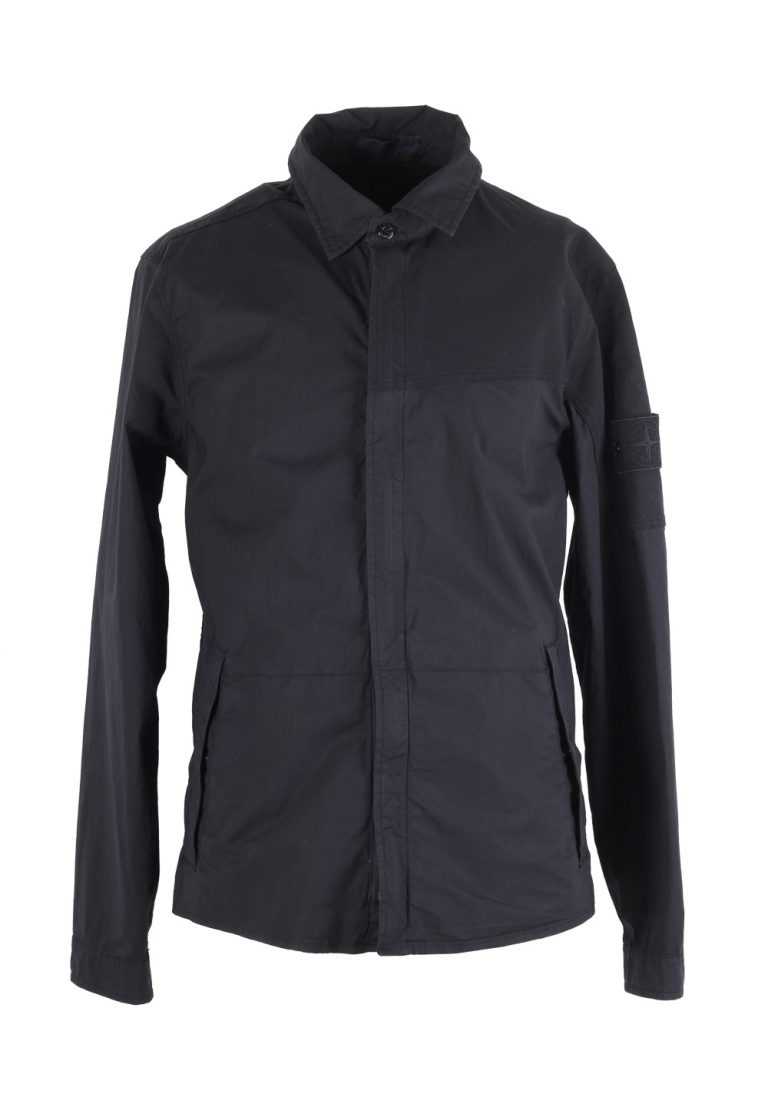 Stones Island 50845 Black Shadow Project Coat Size XL / 52 / 42 U.S. - thumbnail | Costume Limité