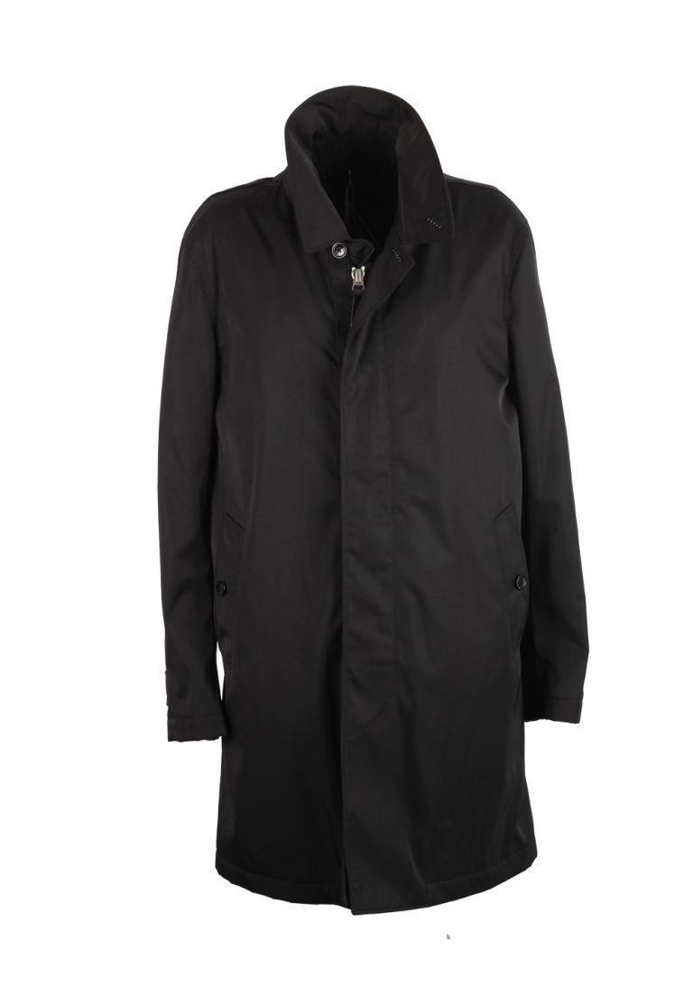 TOM FORD Black Rain Coat Size 48 / 38R U.S. Outerwear - thumbnail | Costume Limité
