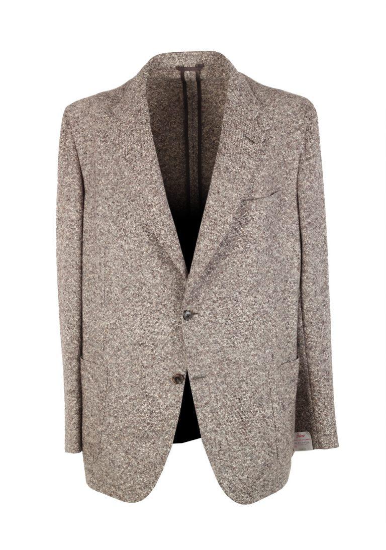 Brioni Piuma Brown Sport Coat Size 58 / 48R U.S. In Wool Cashmere - thumbnail | Costume Limité