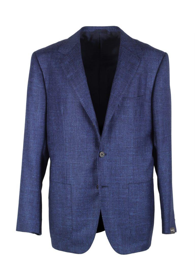 Sartorio By Kiton Blue Sport Coat Size 52 / 42R U.S. - thumbnail | Costume Limité