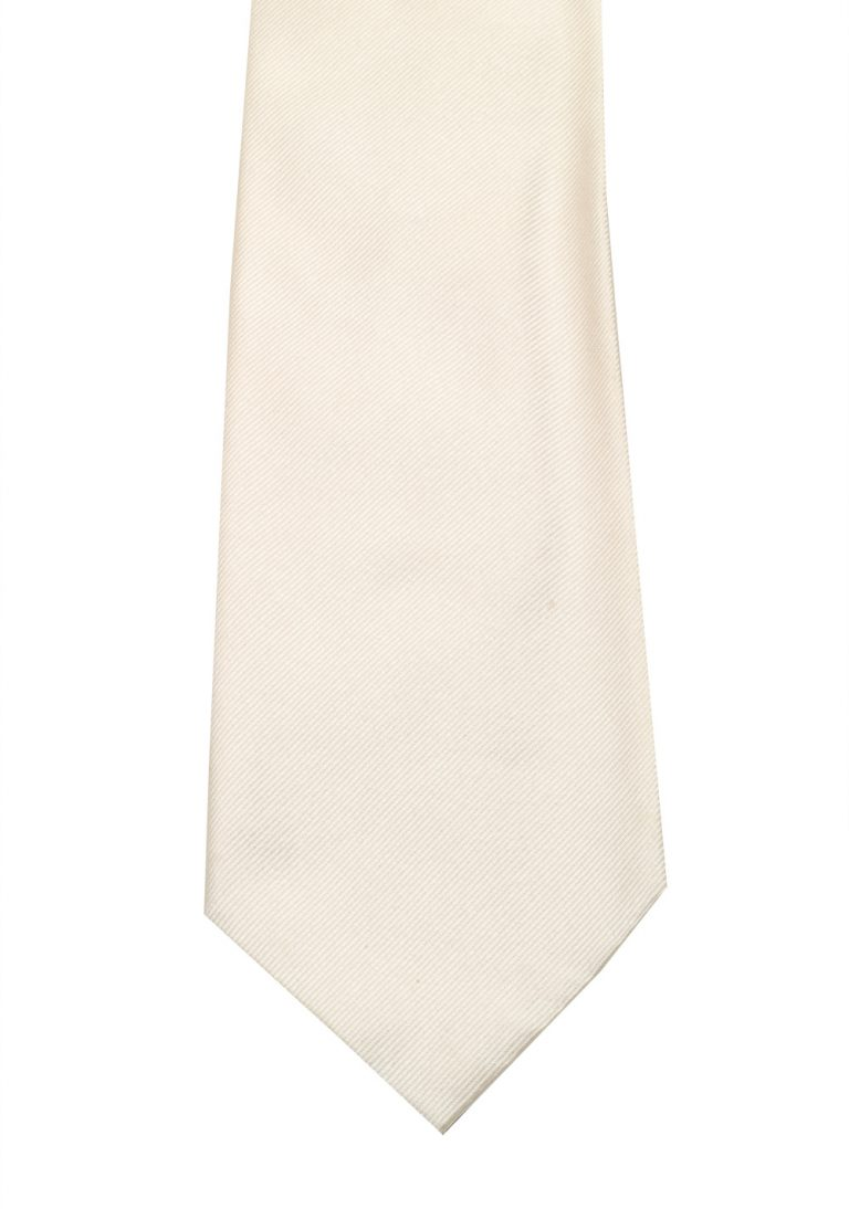 TOM FORD Patterned Champagne Tie In Silk - thumbnail | Costume Limité