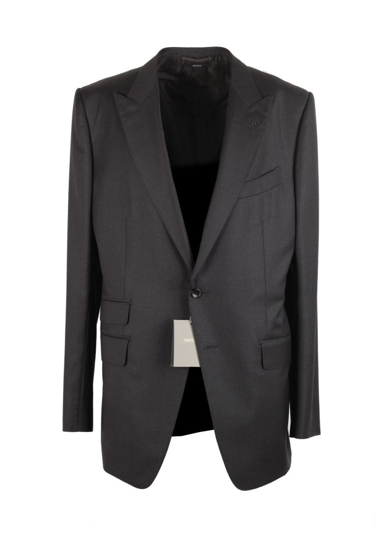 TOM FORD O'Connor gray Suit Size 54L / 44L U.S. Wool Fit Y - thumbnail   Costume Limité