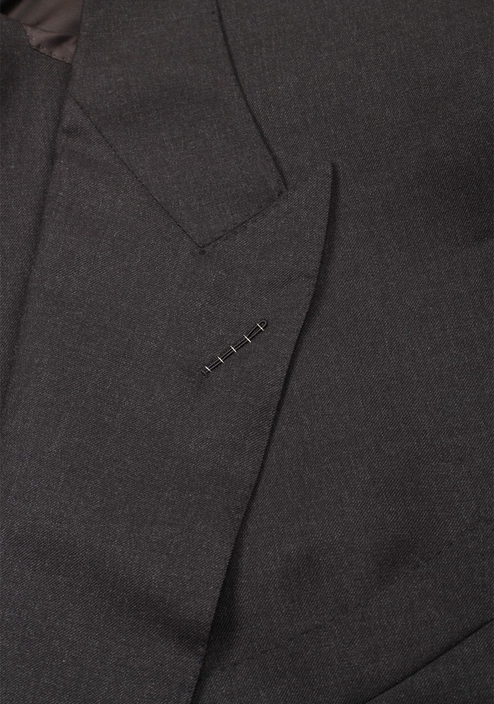 TOM FORD Windsor Gray 3 Piece Suit Size 64 / 54R U.S. Wool Fit A | Costume Limité