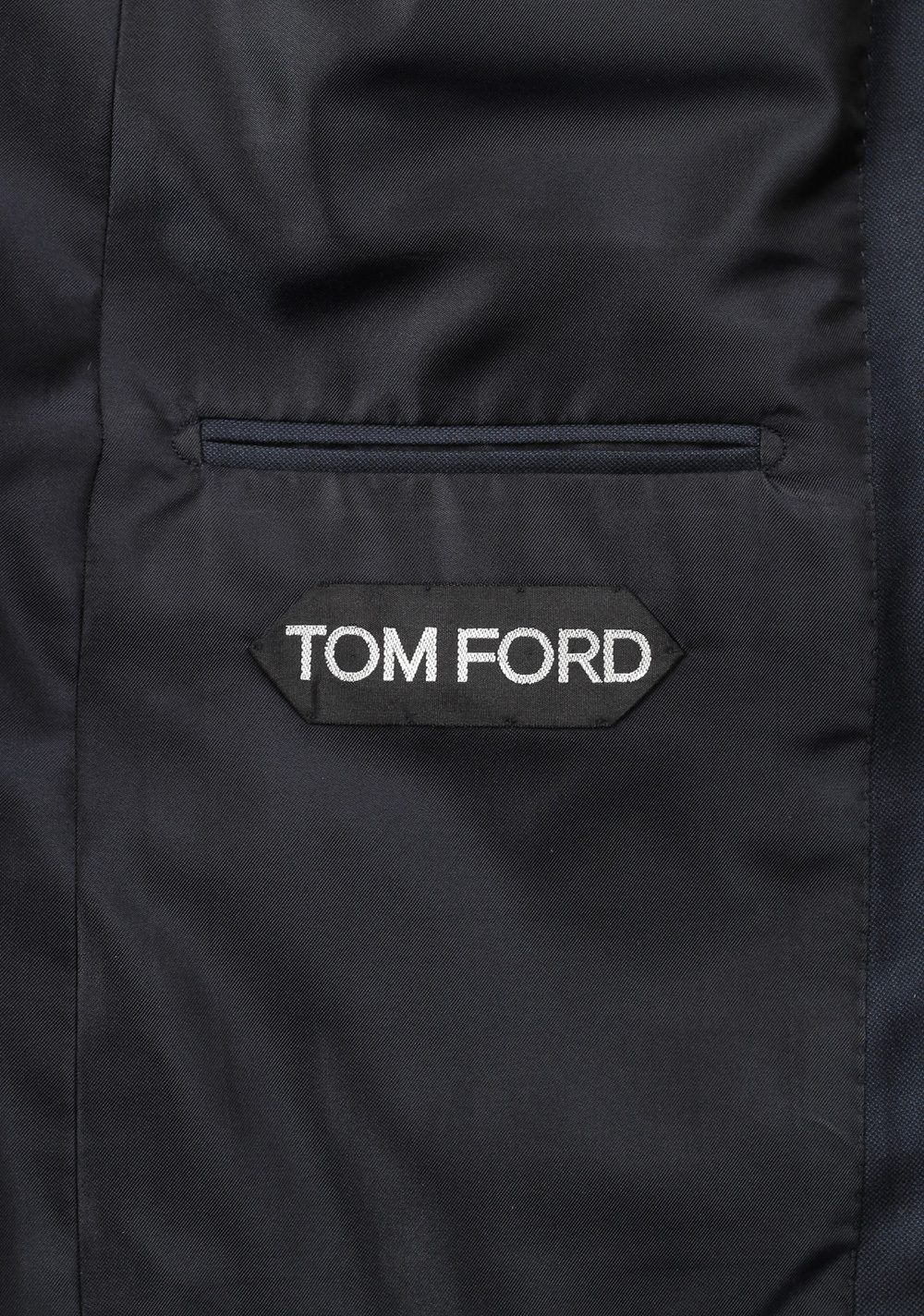 TOM FORD Windsor Blue 3 Piece Suit Size 52 / 42R U.S. Wool Fit A | Costume Limité